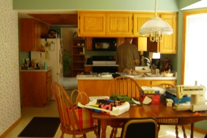 Southwind Kitchen Before